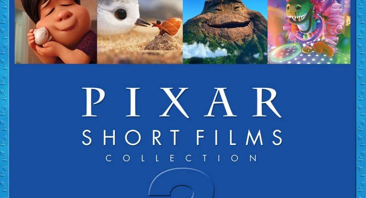 Review: Pixar Shorts Vol 3 Is An Essential Addition To Your Blu-Ray Collection