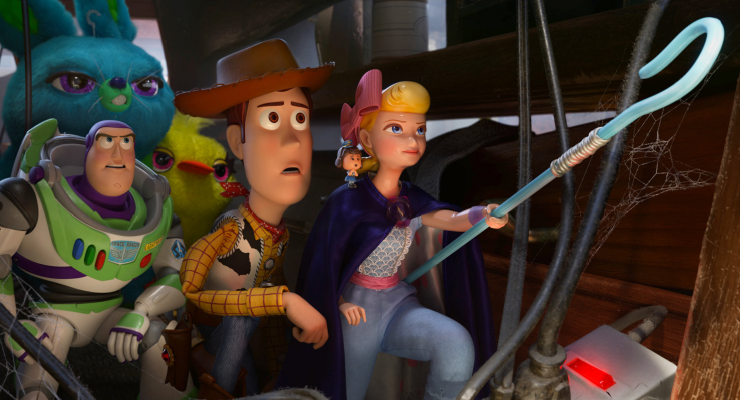 'Toy Story 4' Director Josh Cooley Found Inspiration in 'Indiana Jones'
