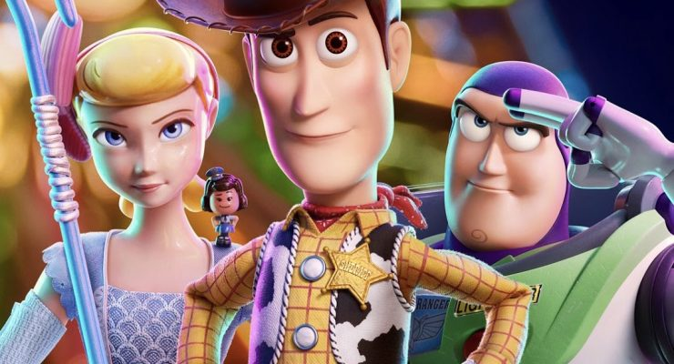 'Toy Story 4' Could Crack $200 Million In Its Opening Weekend