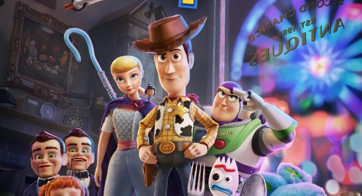 'Toy Story 4' Earns Incredible Reviews In Early Reactions