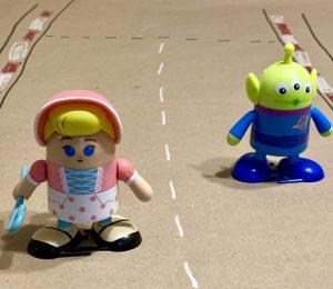 Toy Story Shufflerz - Bo Peep Wins
