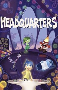 Inside Out Emotional Whirlwind Poster 5