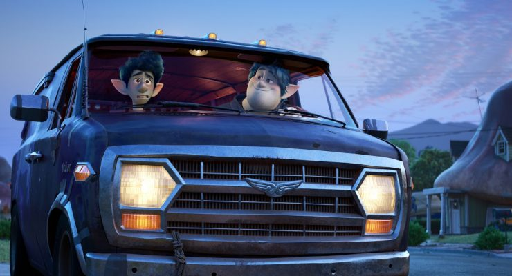 Watch The First Trailer For Pixar's Next Original Film 'Onward'
