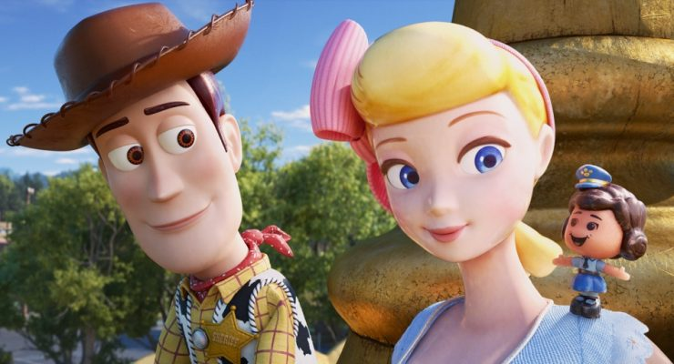 Tom Hanks Says 'Toy Story 4' Is One Of The Best Movies He's Ever Seen