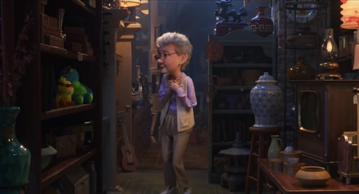 'Toy Story 4' Has Easter Eggs That Reference Every Single Pixar Film