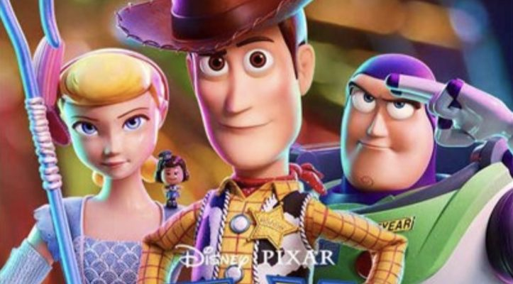 Bring 'Toy Story 4' Characters Into The Real World With Augmented Reality